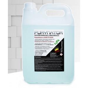 Preparat dezynfekujący do powierzchni
