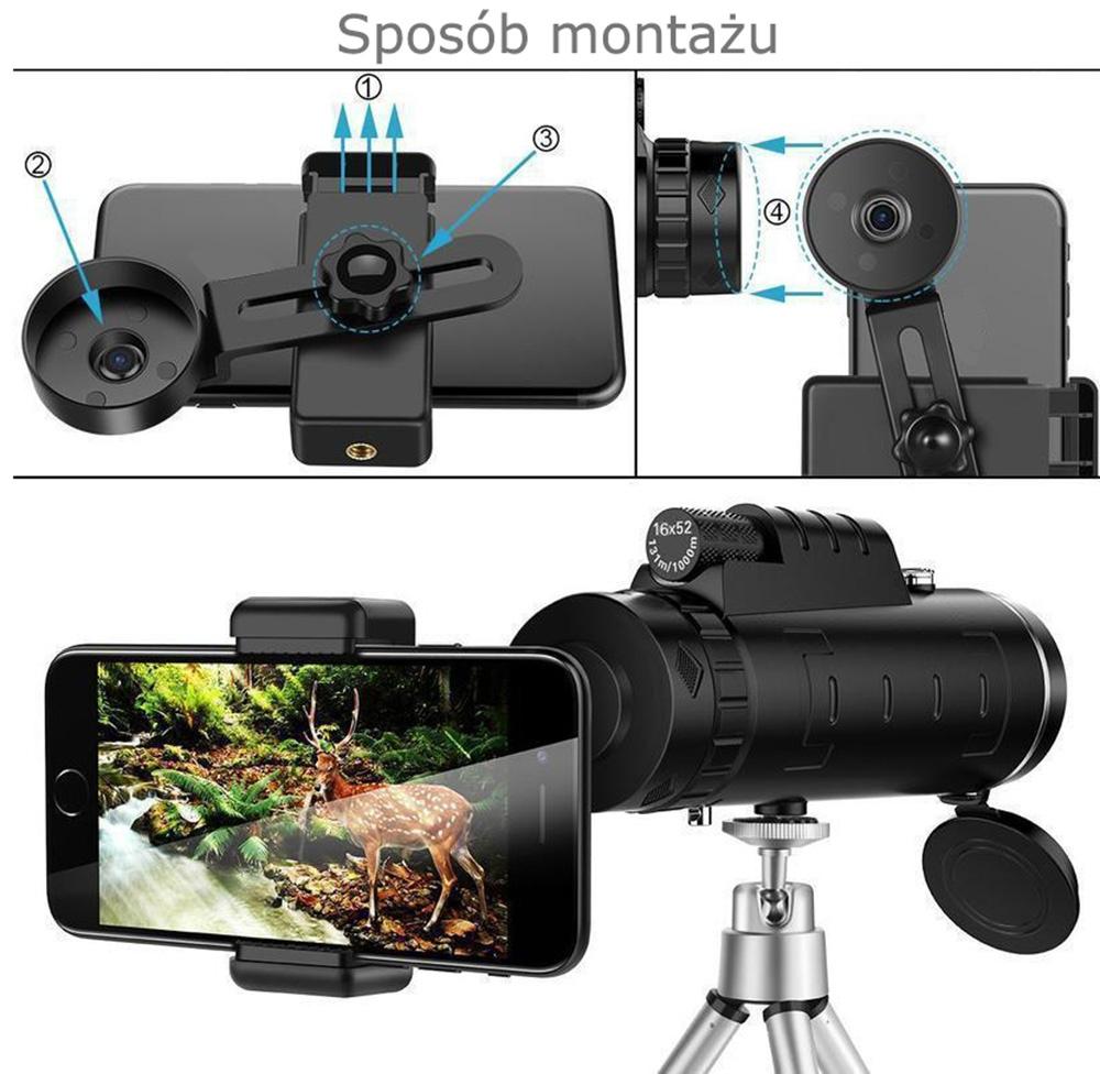 teleskop smartfon